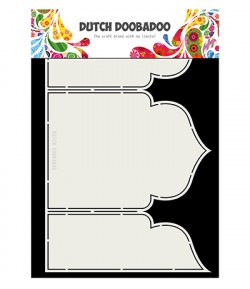 GABARIT CARD - DUTCH DOOBADOO (333)