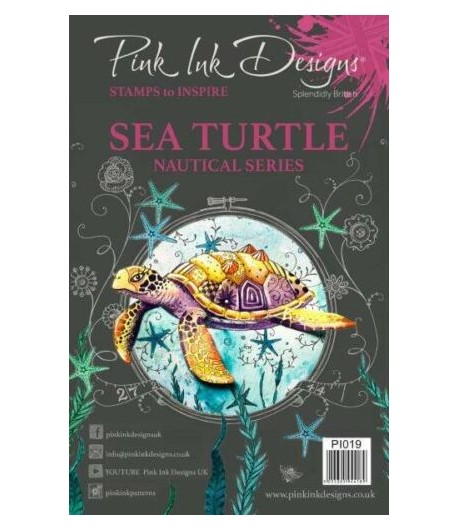 TAMPONS XXL TORTUE - PINK IN DESIGNS