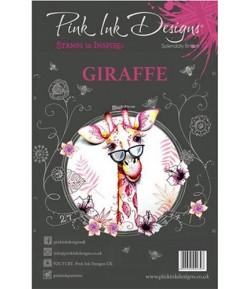 TAMPONS XXL GIRAFE - PINK IN DESIGNS