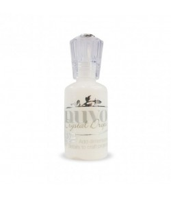 NUVO CRYSTAL DROPS GLOSS WHITE 30ML