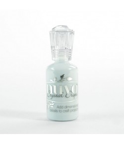 NUVO CRYSTAL DROPS BOTTLE GREEN 30ML