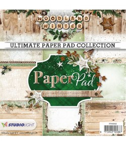 BLOC 15 x 15 CM  ULTIMATE COLLECTION - PPWW92