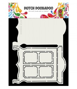 GABARIT ARMOIRE CARD - DUTCH DOOBADOO