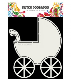 GABARIT LANDAU CARD - DUTCH DOOBADOO