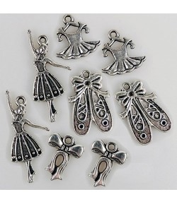 CHARMS METAL DANSE 2X4