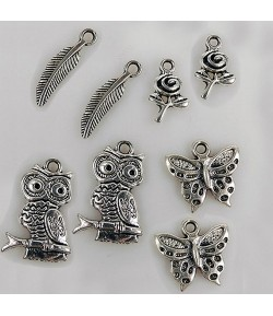 CHARMS METAL LA NATURE 2X4