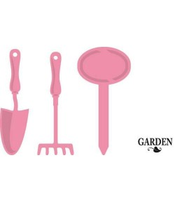 DIES COLLECTABLES JARDIN - COL1346