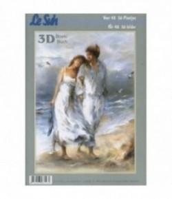 LIVRET 3D DECOS FLEURS MUSIQUE A4