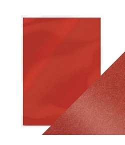 5 CARTONS PEARL A4 - RED VELVET - TONIC STUDIOS
