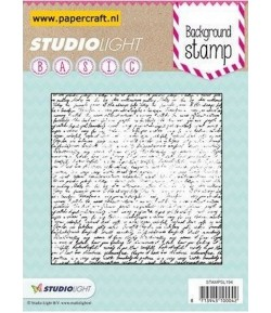 TAMPON CLEAR TEXTE SL194
