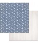 BLOC 6 FEUILLES WINTER STAR 30.5 X 30.5 CM