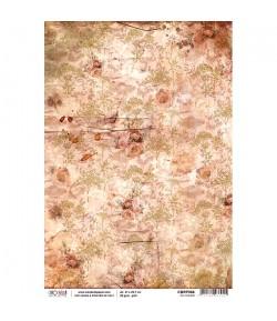 PAPIER DE RIZ FLY COVER 21 X 29.7CM CBRP066