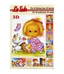 LIVRET 3D A5 ENFANTS 345632