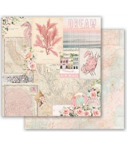 PAPIER CALIFORNIA DREAMING - GOLDEN COAST PRIMA MARKETING