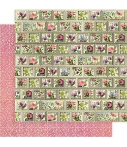 PAPIER PETAL POSTAGE - BLOOM COLLECTION - GRAPHIC 45