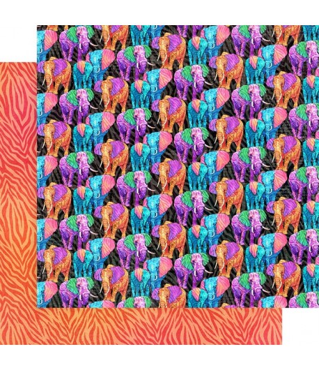 PAPIER DARE TO BE DIFFERENT - KALEIDOSCOPE - GRAPHIC 45