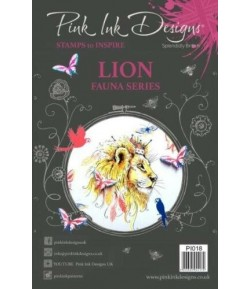 TAMPONS XXL LION - PINK IN DESIGNS