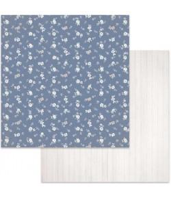 PAPIER FLOWERS 30 X 30 CM - SBB620 STAMPERIA