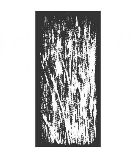 POCHOIR 12X25 EP 0.25 EFFET AJOURE KSTDL28 STAMPERIA