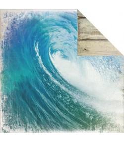 PAPIER KC SANDY TOES - SURF 30X30CM