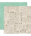 PAPIER EP BINGO 30X30CM THG27009