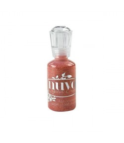 NUVO CRYSTAL DROPS GLITTER ORANGE SODA 30ML