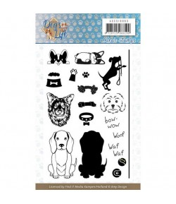 TAMPONS CLEAR DOG'S LIFE AMY DESIGN ADCS10063