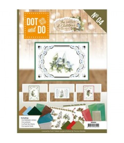 LIVRET KIT 3D DOT AND DO DODOA6004
