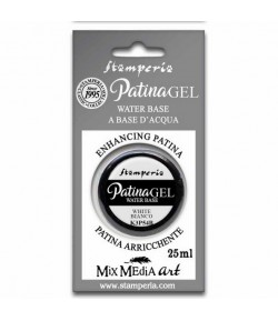 PATINA GEL ANTHRACITE 25ML STAMPERIA