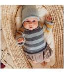 LAINE BABY DREAM MENTHE (010)