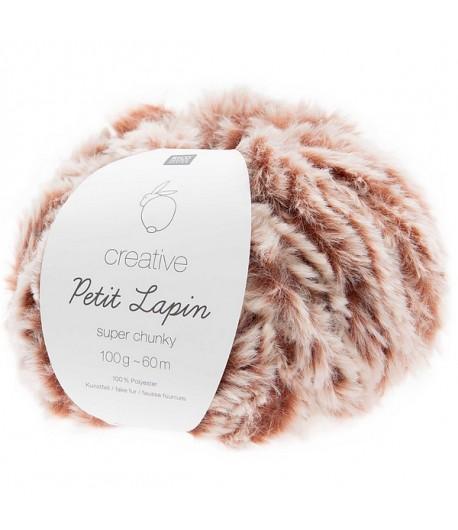 LAINE CREATIVE PETIT LAPIN BAIE (003)