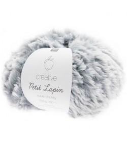 LAINE CREATIVE PETIT LAPIN BLEU (005)