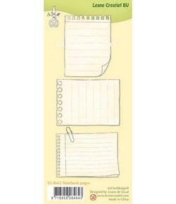 TAMPONS NOTEBOOK