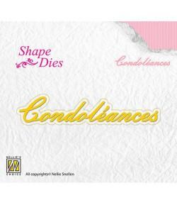 DIES CONDOLEANCES - SD094