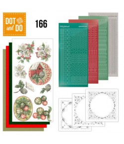KIT 3D DOT AND DO CHRISTMAS DECORATIONS - 166