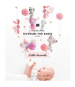 LIVRET BABY ANIMALS RICORUMI RICO