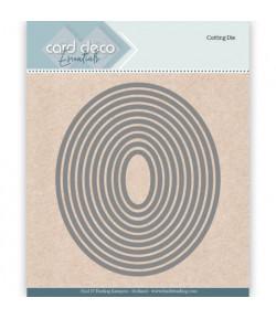 DIES OVAL  - CDECD0021