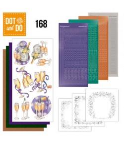 KIT 3D DOT CHAMPAGNE DODO168