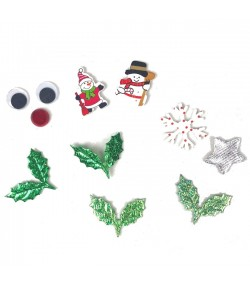 KIT EMBELLISSEMENTS NOEL