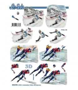 FEUILLE 3D 8215709