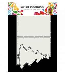 GABARIT SAPIN CARD - DUTCH DOOBADOO (723)