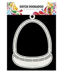 GABARIT GLOBE - DUTCH DOOBADOO (733)