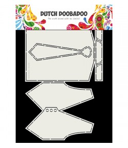 GABARIT COSTUME - DUTCH DOOBADOO (737)
