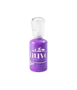 NUVO CRYSTAL DROPS GLITTER LILAC WHISPER 30ML - 767N