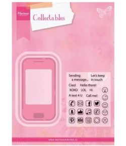 DIES COLLECTABLES SMARTPHONE - COL1359