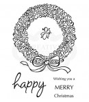 TAMPONS CLEAR LOOPY WREATH