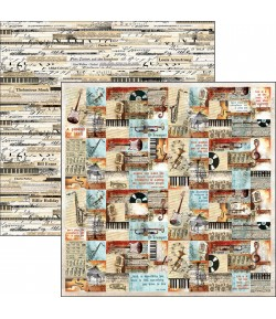 PAPIER PLAY WHAT YOU KNOW  CIAO BELLA 30.5X30.5CM CBSS049