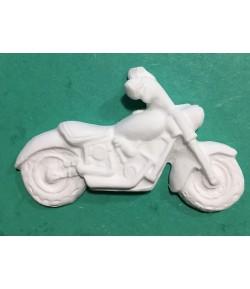PLATRE MOTO 6.1X3.3 CM