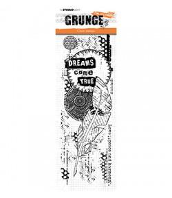 TAMPON GRUNGE PLUME - 356