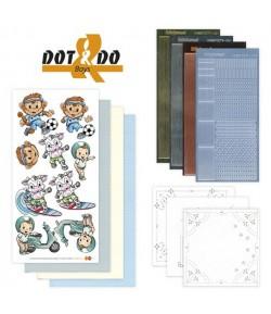 KIT 3D DOT AND DO - 005